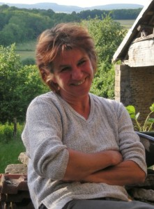 Mirjam, bed en Breakfast La Tourelle, Frankrijk