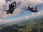 parachutespringen frankrijk
